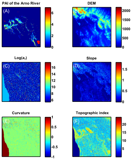 Can the basin morphology alone provide an  insight into floodplain delineation?