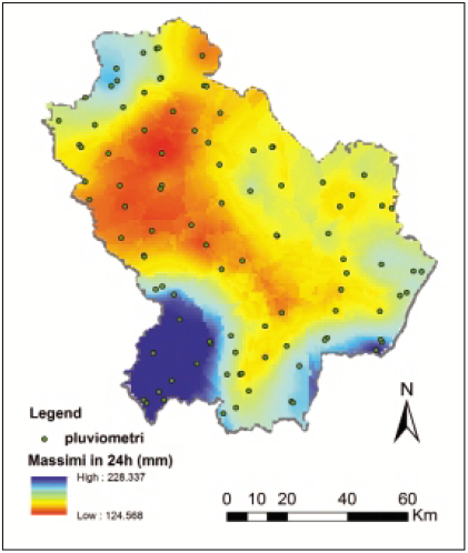 HYDROLOGICAL AND GEOLOGICAL HAZARDS IN BASILICATA