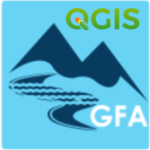 GFA tool - Geomorphic Flood Area tool
