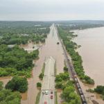 r.hazard.flood - Fast procedure to detect flood prone areas
