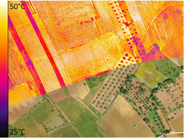Il ruolo dei droni nella tutela del territorio ed il monitoraggio ambientale