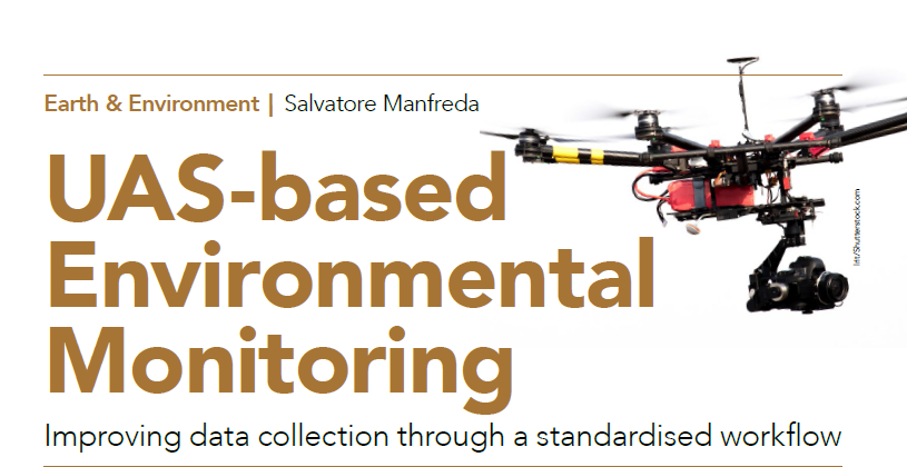 UAS-based Environmental Monitoring: Improving data collection through a standardised workflow