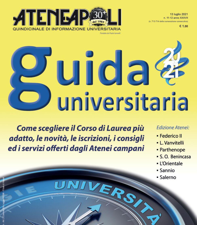 Nuova GUIDA UNIVERSITARIA di Ateneapoli